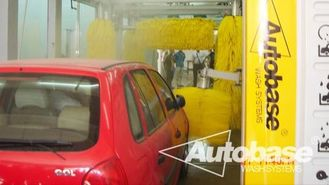 Cina Effectively Vehicle Washing Systems Automatic Car Wash Equipment Environment Protection pemasok