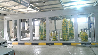 Cina TEPO - AUTO Autobase Wash Systems , safe automated car wash systems pemasok