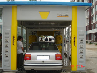 Cina Autobase Advanced Automatic Car Wash System Maintenance Costs More Affordable pemasok
