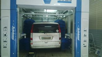 Cina Small Investment Automated Car Wash Systems Washing Speed Quickly pemasok