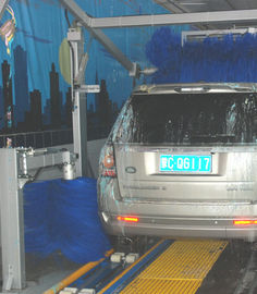 Cina The balance development of Autobase automatic car wash machines pemasok