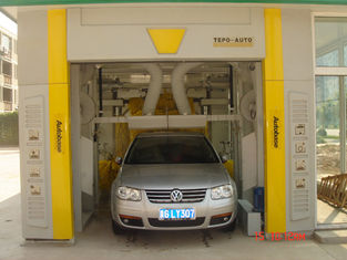 Cina Automatic tunnel car wash equipment TEPO-AUTO TP-701 pemasok
