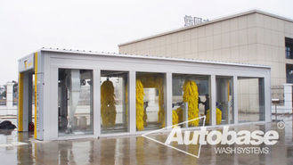 Cina TEPO-AUTO Tunnel car wash machine, pro shine car wash TP-701 pemasok