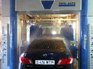 Cina Automatic Car Wash Tunnel Systems TEPO-AUTO-TP-1201-1 quick cleaning speed pabrik