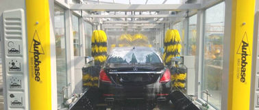 Cina The brand value of TEPO-AUTO automatic car washing pabrik